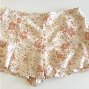 NWT🌼Forever21 Floral Shorts